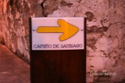 señales Santiago de Compostela